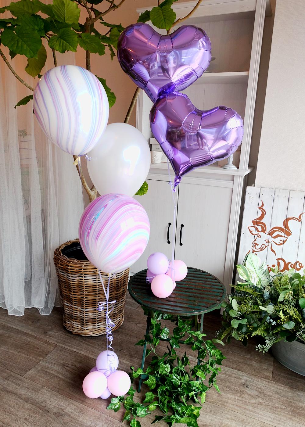 浮くバルーン バルーンギフト バルーンアレンジ 開店祝い 誕生日 結婚祝い バルーン電報 パーティ バルーンギフト通販ショップ KOO-DOO