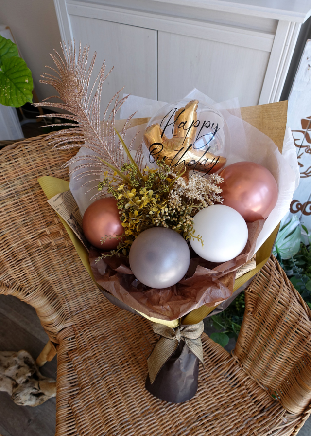 バルーン花束 誕生日プレゼント バルーンブーケ バルーンアレンジ バルーンアート通販ショップ KOO-DOO