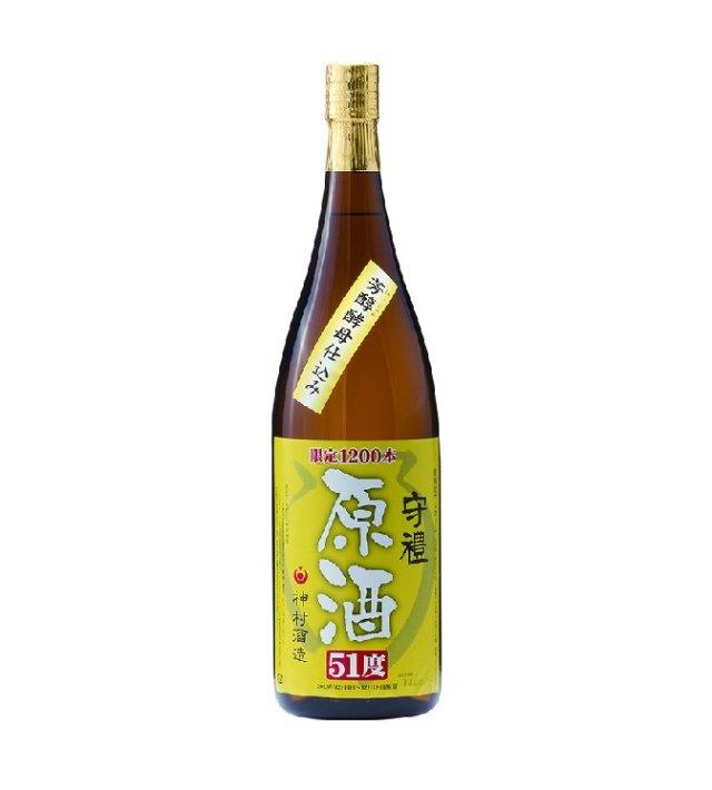 芳醇浪漫 守禮原酒51度1800ml