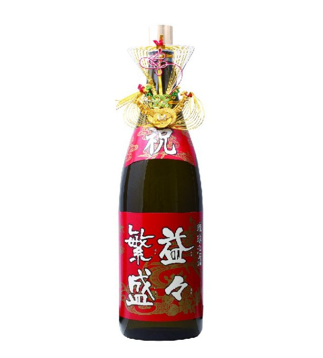 守禮30度 益々繁盛ボトル4500ml 【送料無料】