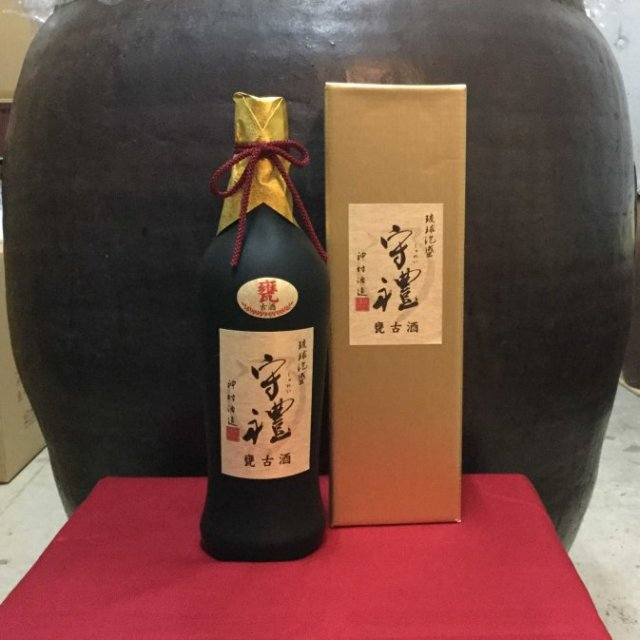 【数量限定商品】 守禮甕古酒43度720ml