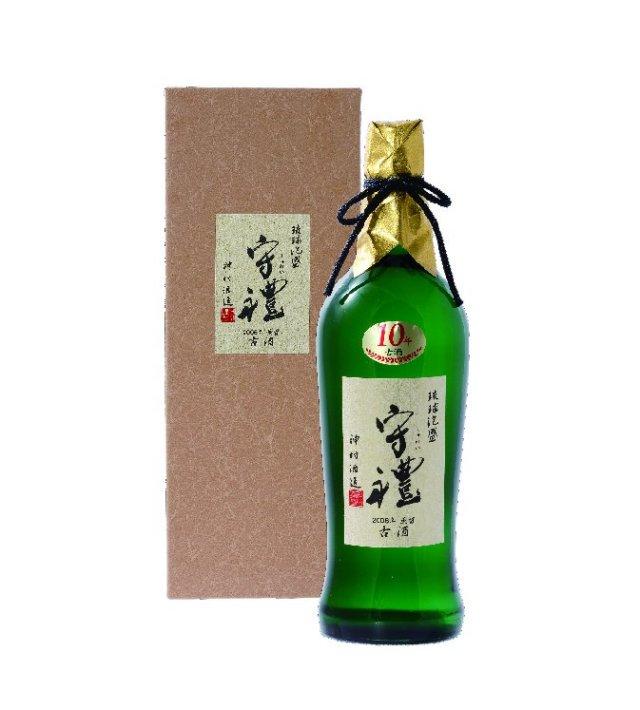 守禮10年古酒35度720ml   (ギフト箱入り)