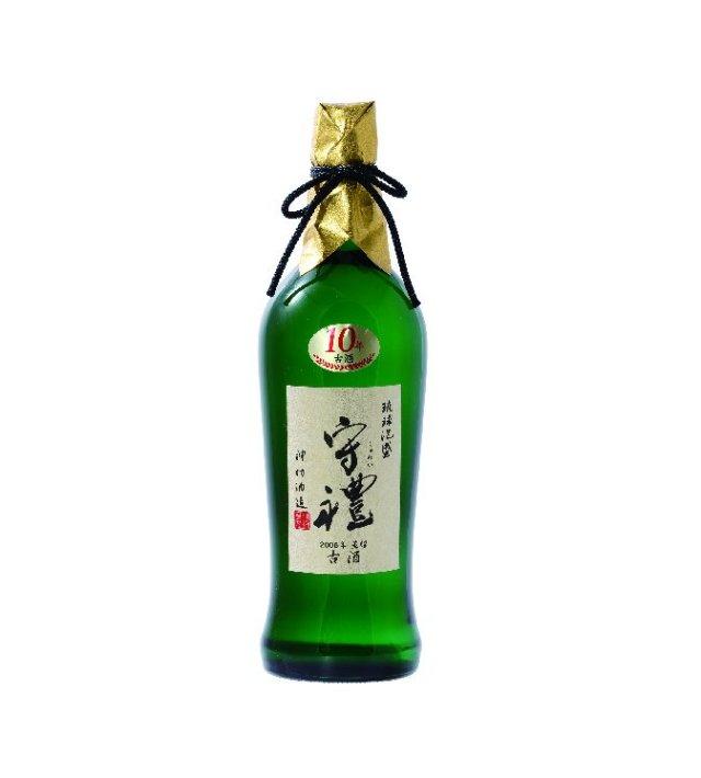 守禮10年古酒35度720ml   (簡易化粧箱入り)