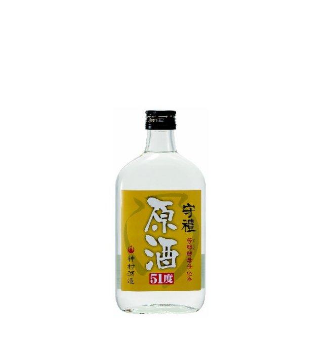 芳醇浪漫 守禮原酒51度360ml