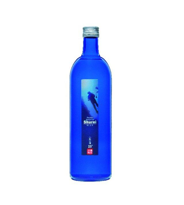 守禮BLUE3年古酒25度 720ml