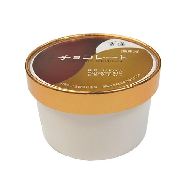 古蓮チョコレートアイスクリーム400ml
