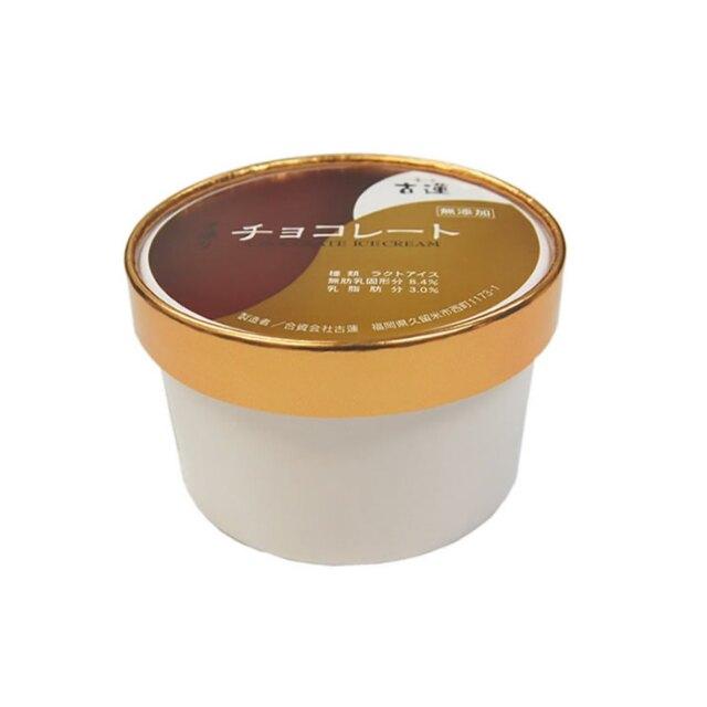 古蓮チョコレートアイスクリーム (400ml)