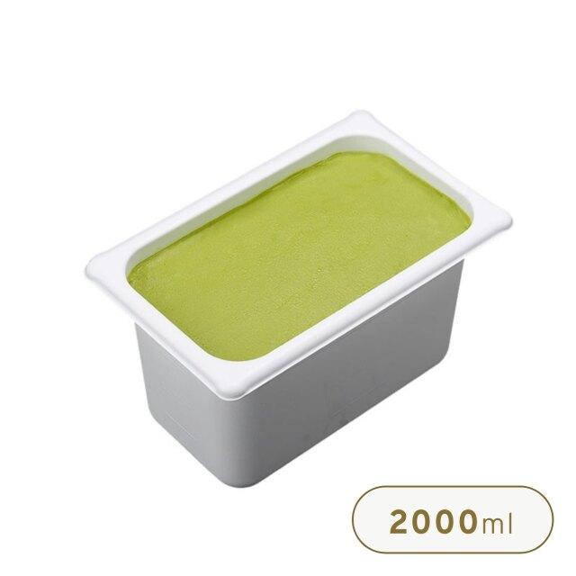 古蓮抹茶アイスクリーム (2000ml) 【パーティーパック】