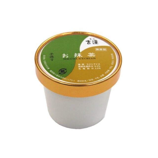 古蓮お抹茶アイスクリーム (90ml)
