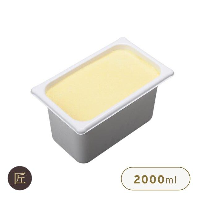 パーティパック・匠のこだわりバニラアイスクリーム(2000ml)