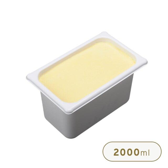 古蓮バニラアイスクリーム (2000ml) 【パーティーパック】