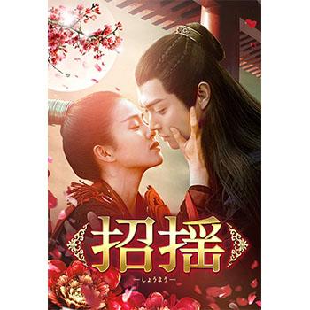招揺 DVD-BOX3
