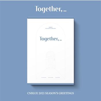 CNBLUE 2021 SEASON'S GREETINGS [TOGETHER] 【CALENDAR+GOODS】