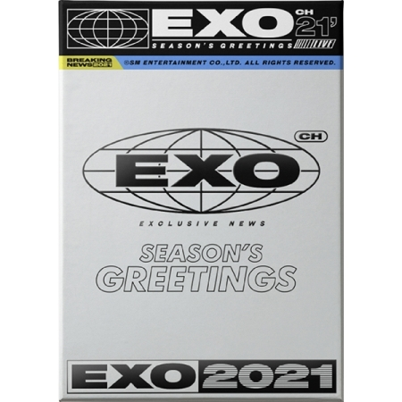 EXO 2021 シーズングリーティング