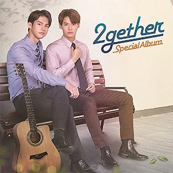 ブライト&ウィン「2gether スペシャル・アルバム」(初回限定盤)【CD+BLU-RAY】