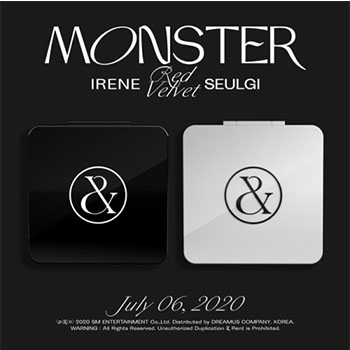 IRENE&SEULGI (Red Velvet) 1st Mini Album「MONSTER」