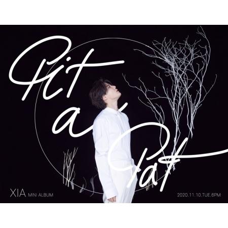 XIA(JUNSU) 2nd Mini Album「PIT A PAT」