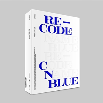 CNBLUE 8th Mini Album「RE-CODE」 Standerd Ver.