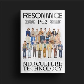 NCT「THE 2ND ALBUM RESONANCE PT.2」 (DEPARTURE VER.)