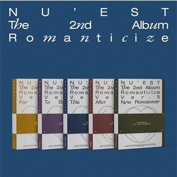 NU'EST The 2nd Album「Romanticize」
