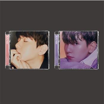 ベッキョン Mini Album3集「BAMBI」(JEWEL CASE VER.)