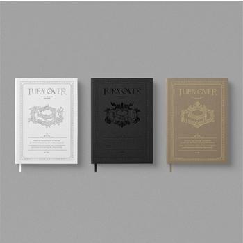 SF9 9th Mini Album「TURN OVER」通常盤
