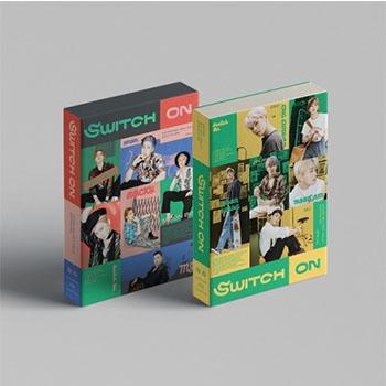 ASTRO 8th Mini Album「SWITCH ON」