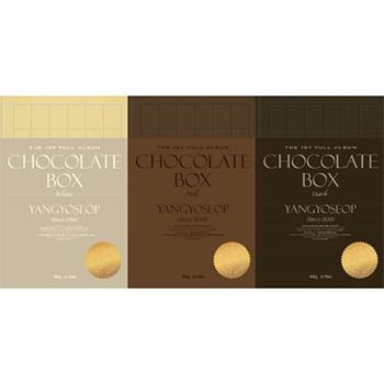 ヤン・ヨソプ(Highlight) 1集「CHOCOLATE BOX」
