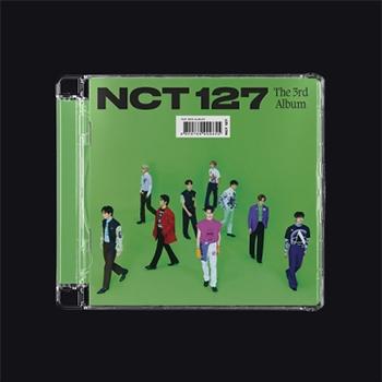 NCT 127 3集「STICKER」(JEWEL CASE Ver.)