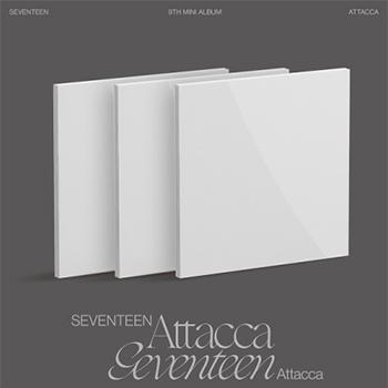 SEVENTEEN 9th Mini Album「ATTACCA」