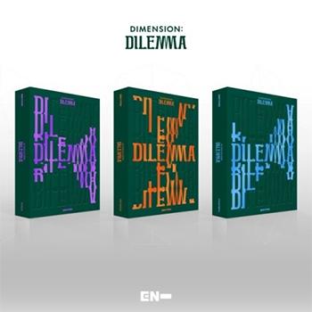 ENHYPEN 1集「DIMENSION:DILEMMA」