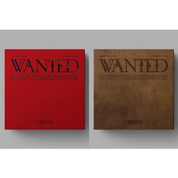 CNBLUE 9th Mini Album「WANTED」