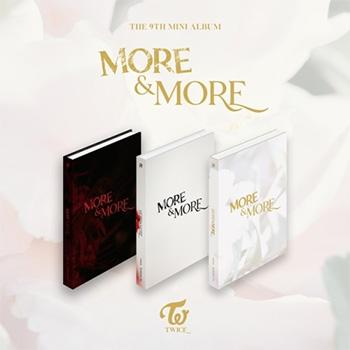 TWICE 9th Mini Album「MORE & MORE」