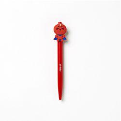 「トッケビ」公式グッズ ジェルボールペン(赤) ポイパット