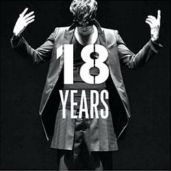 ソ・ジソブ 「18YEARS」CD(韓国版)