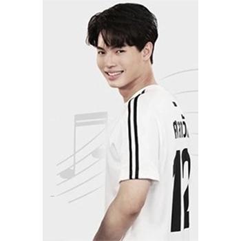 【2gether 公式グッズ】Jersey Tシャツ(白)Mサイズ ※ポストカード付き