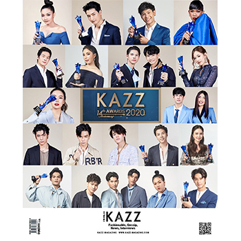 【2gether 関連グッズ】雑誌「KAZZ」vol.170 Kazz Awards 2020  ※Bright(ブライト)フォトカード付き