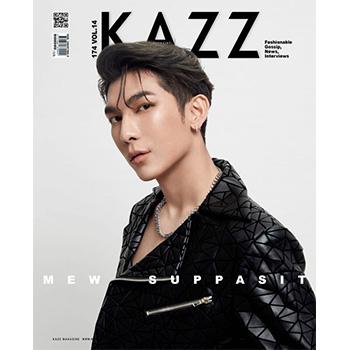 雑誌「KAZZ」vol.174 表紙:Mew (カバーB)