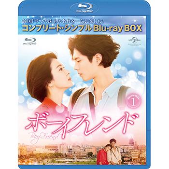 ボーイフレンド BD-BOX1<コンプリート・シンプルBD‐BOX6,000円シリーズ>【期間限定生産】