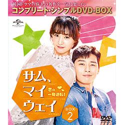 サム、マイウェイ~恋の一発逆転!~BOX2 <コンプリート・シンプルDVD-BOX5,000円シリーズ>【期間限定生産】