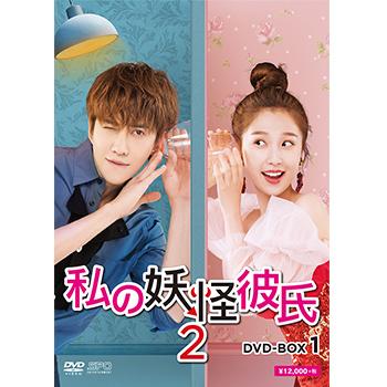 私の妖怪彼氏2 DVD-BOX1(5枚組)