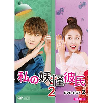 私の妖怪彼氏2 DVD-BOX2(5枚組)