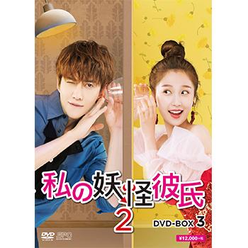私の妖怪彼氏2 DVD-BOX3(5枚組)