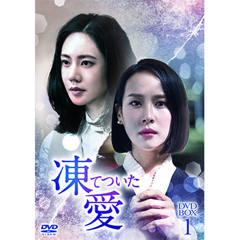 凍てついた愛 DVD-BOX1