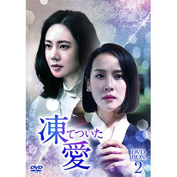 凍てついた愛 DVD-BOX2