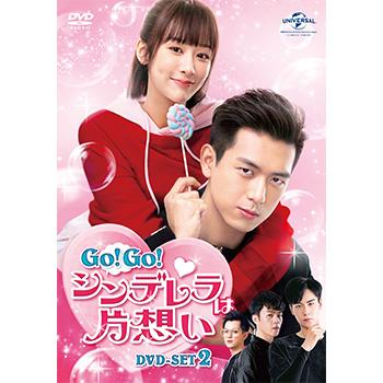 Go!Go!シンデレラは片想い DVD-SET2