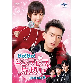 Go!Go!シンデレラは片想い DVD-SET3