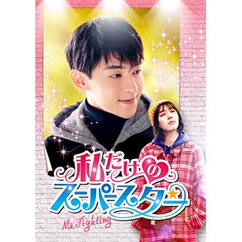私だけのスーパースター~Mr. Fighting~ DVD-BOX1