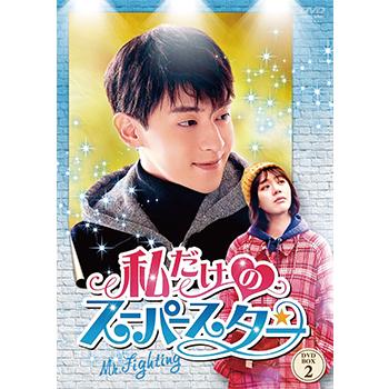 私だけのスーパースター~Mr. Fighting~ DVD-BOX2