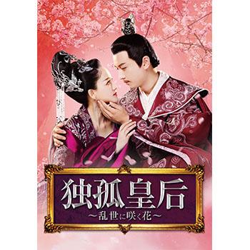 独孤皇后 ~乱世に咲く花~ DVD-BOX3